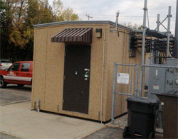 8' x 10' Thermobond Shelter For Sale