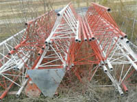 Used-ROHN-55G-10-ft-Tower-Sections-3