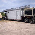 124' FWT COW Mobile Command Units