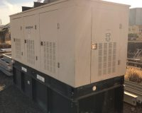 180 KW Diesel Generator