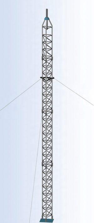 200' New ROHN 45G Tower