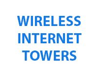 Wireless Internet Towers