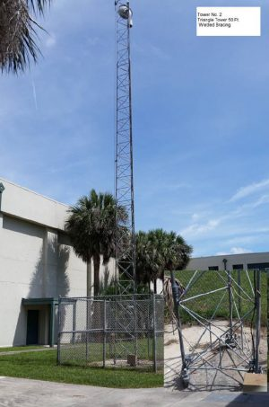 50' Self-Supporting Tower