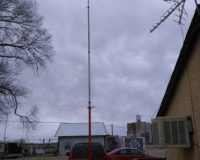 80' Portable Telescoping Mast