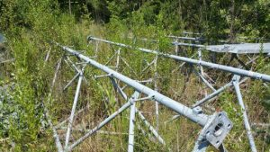 Rohn #80 Guyed Tower - Two 20' sections