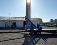 106' COW Mobile Tower