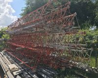 260' Used Guyed Tower