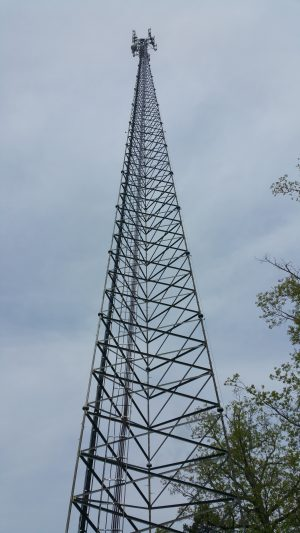 300ft Self-supporting Towers 1