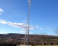 60' Valmont U6X60 Wind Tower