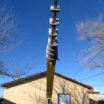 70' Portable Telescoping Mast