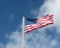 New Nello 150' Disguised (stealth) Flagpole