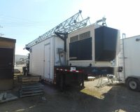 Used 120' FWT Mobile Command Center 1